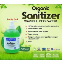 Sanitizer Organik 500ml