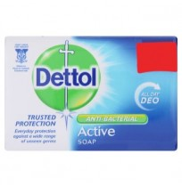 Sabun Mandi Active Anti Bacterial Dettol