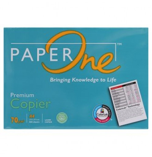 Kertas A4 Paper One 70 GSM