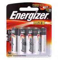 Bateri Energizer Max AA 1.5V Alkaline 8 Pack