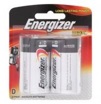 Bateri Energizer Max D 1.5V Alkaline  2 Peket