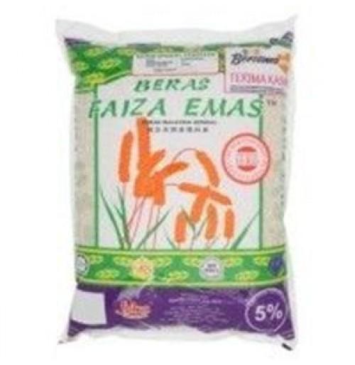 Beras Faiza Emas  (10KG)